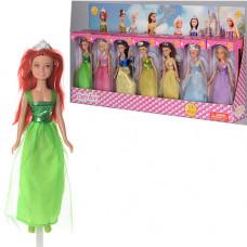 Лялька DEFA 8309 (56шт) 22 см, 9-24,5-4, 14шт(7 видів)