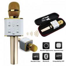 Мікрофон Q7 USB, Bluetooth на акумуляторі, 25см