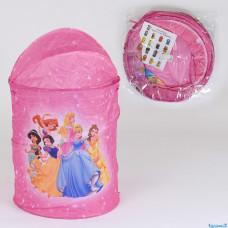Корзина для іграшок 'Принцеси'  А 01457