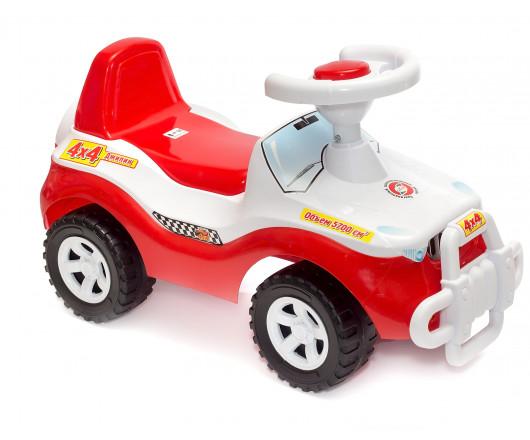 Машина-Каталка Джипік (червоний)