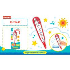 Музичний розвиваючий 'Музичний термометр' PL-719-60  (пісні, мелодії, фрази)