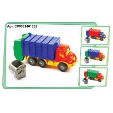 Машина 'Атлантіс' сміттєвоз