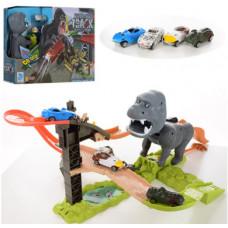 Трек іграшковий 'Горила. King Kong' 9988-81