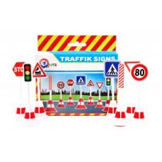 Набір дорожніх знаків ТехноК