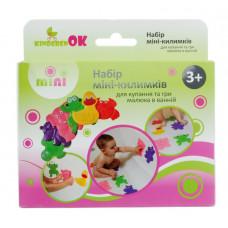Набір іграшок для купання ТМ 'KINDERENOK' MINI