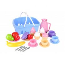 Набір іграшковаго посуду ТехноК арт.7242