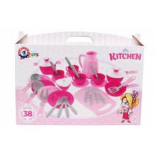 Іграшковий кухонний набір 4 ТехноК 3275