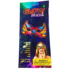 Неонова маска 'Glow Mask: Маскарад'
