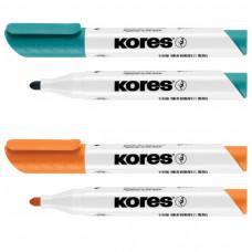 Маркер для білих дошок, 1-3 мм, KORES