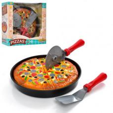 Продукти LF901, піца, тарілка 22 см, кухонний набір, в коробці